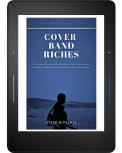 Cover Band Riches E-book