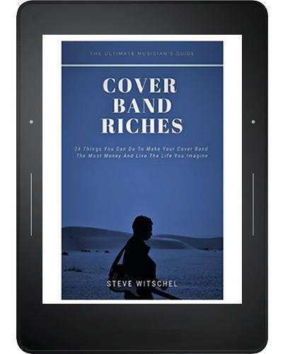 Cover Band Riches E-book
