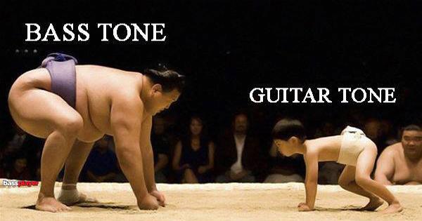 Bass tone