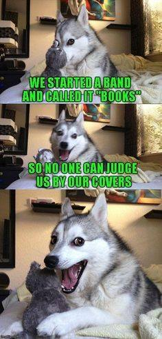 Dog books covers