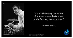 Buddy Rich Quote