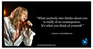 David Coverdale Quote
