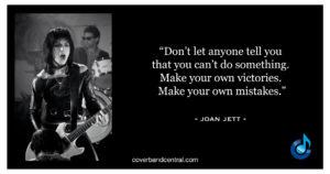 Joan Jett Quote