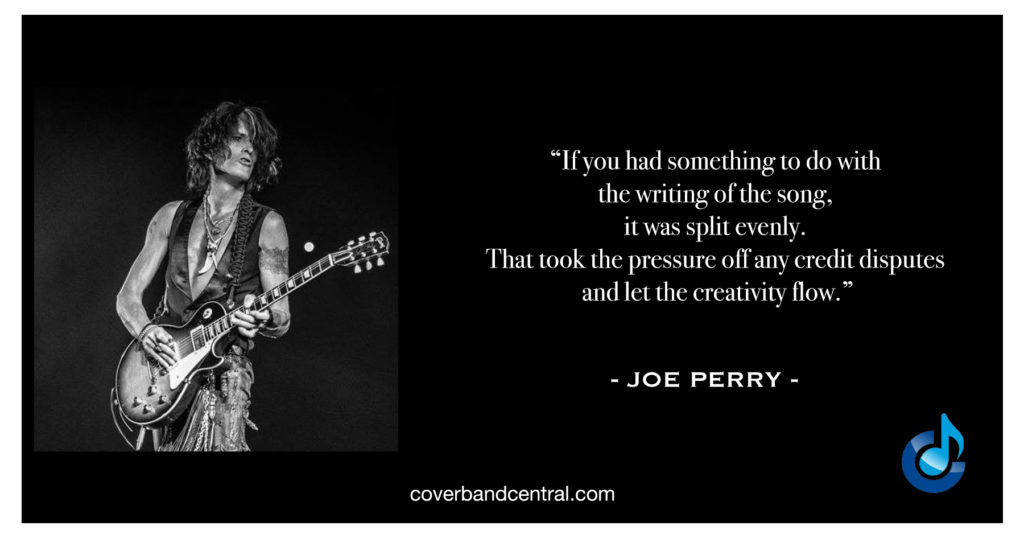 Joe Perry Quote