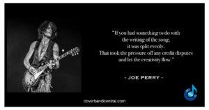Joe Perry Quote