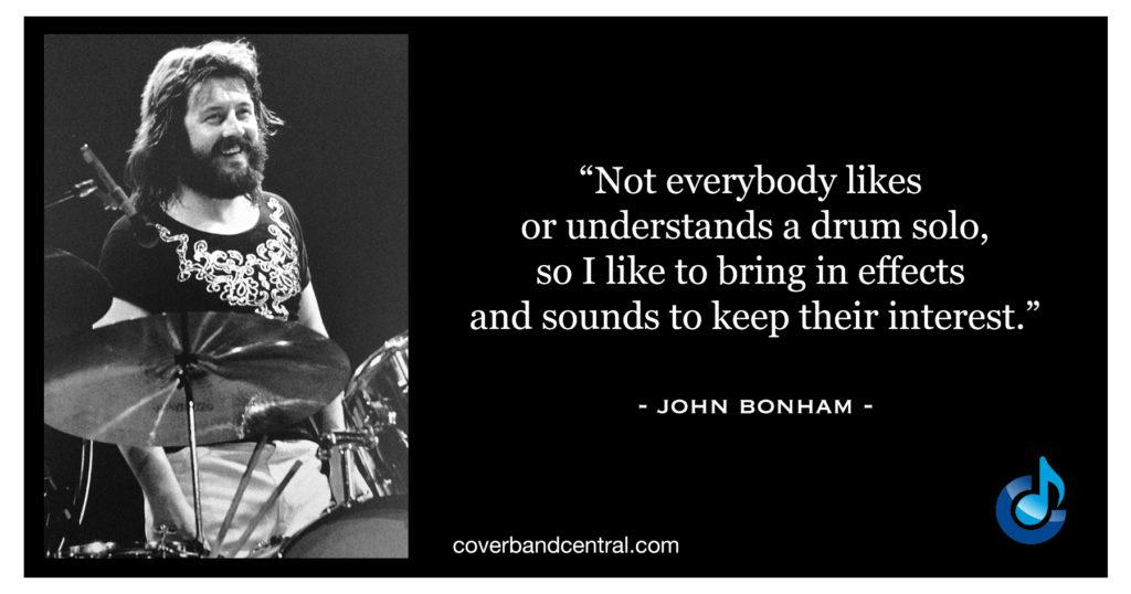 John Bonham Quote