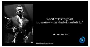Miles Davis Quote
