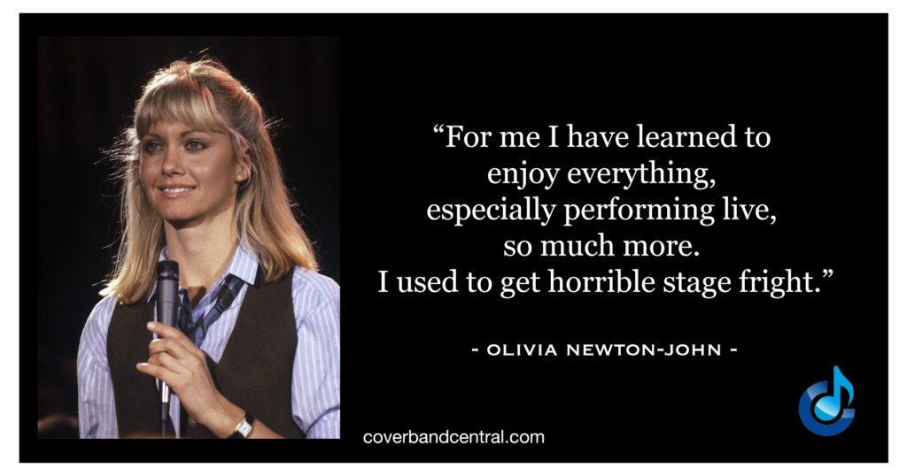 Olivia Newton John Quote