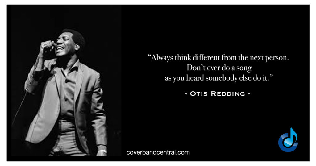 Otis Redding Quote