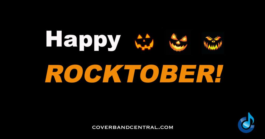 Happy Rocktober