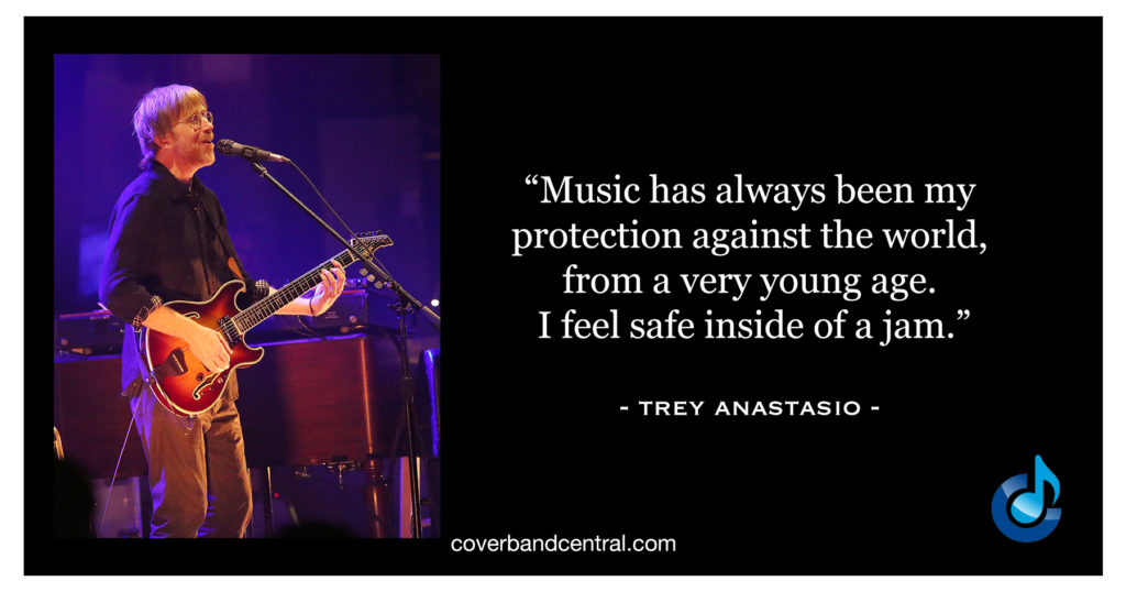 Trey Anastasio Quote