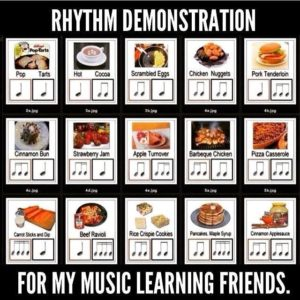 Rhythm demonstration