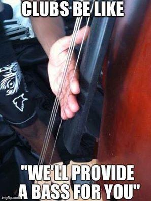 Provide a bass