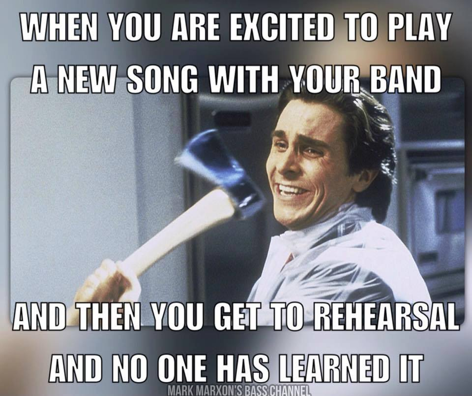 No one has learned song