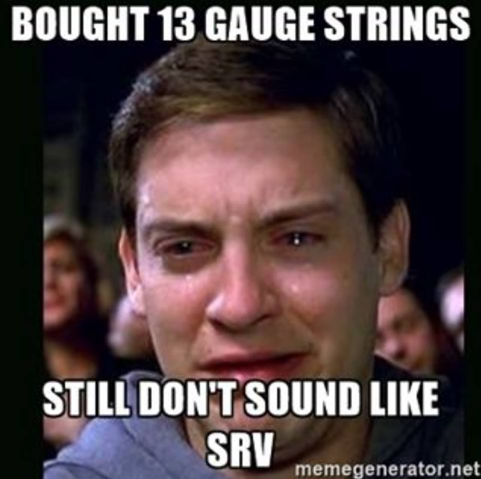 13 gauge strings