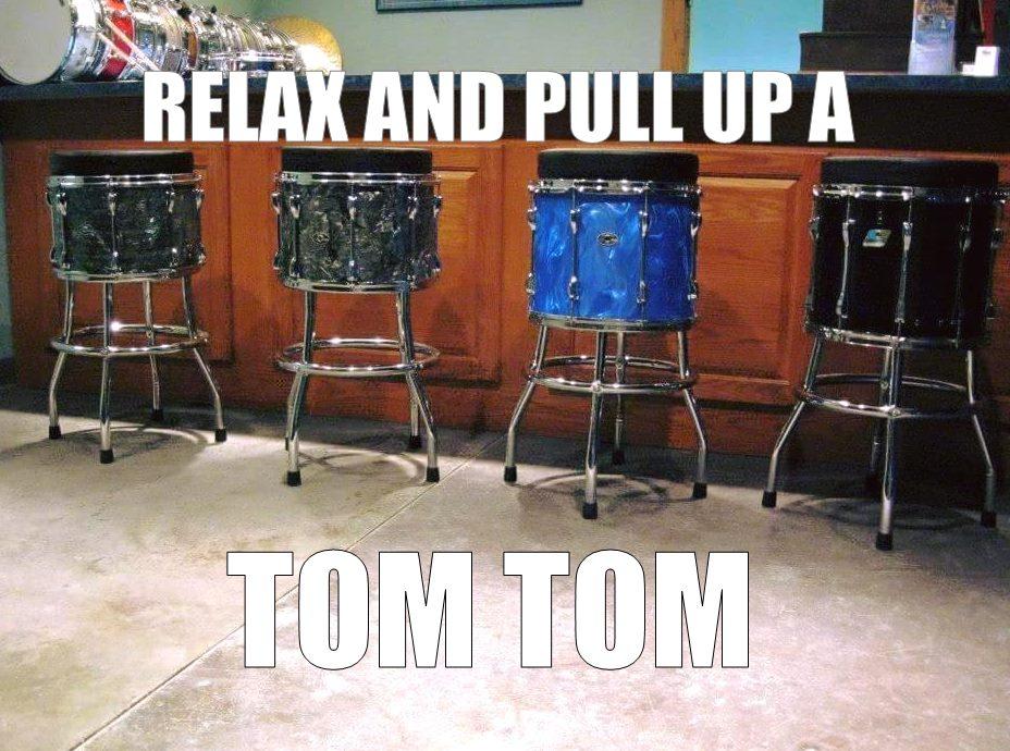 Tom stools