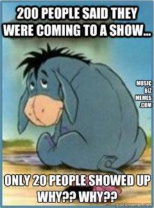 Eeyore show