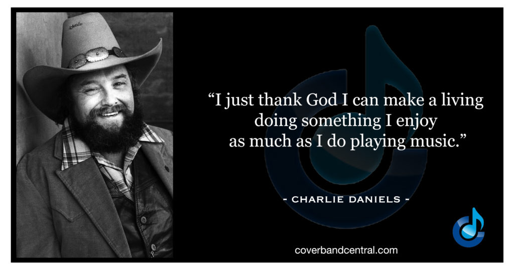 Charlie Daniels quote