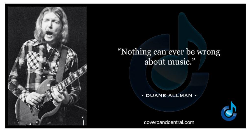 Duane Allman quote