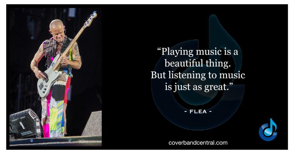 Flea quote