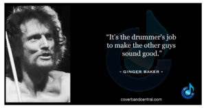 Ginger Baker Quote