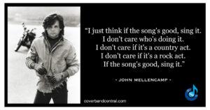 John Mellencamp quote