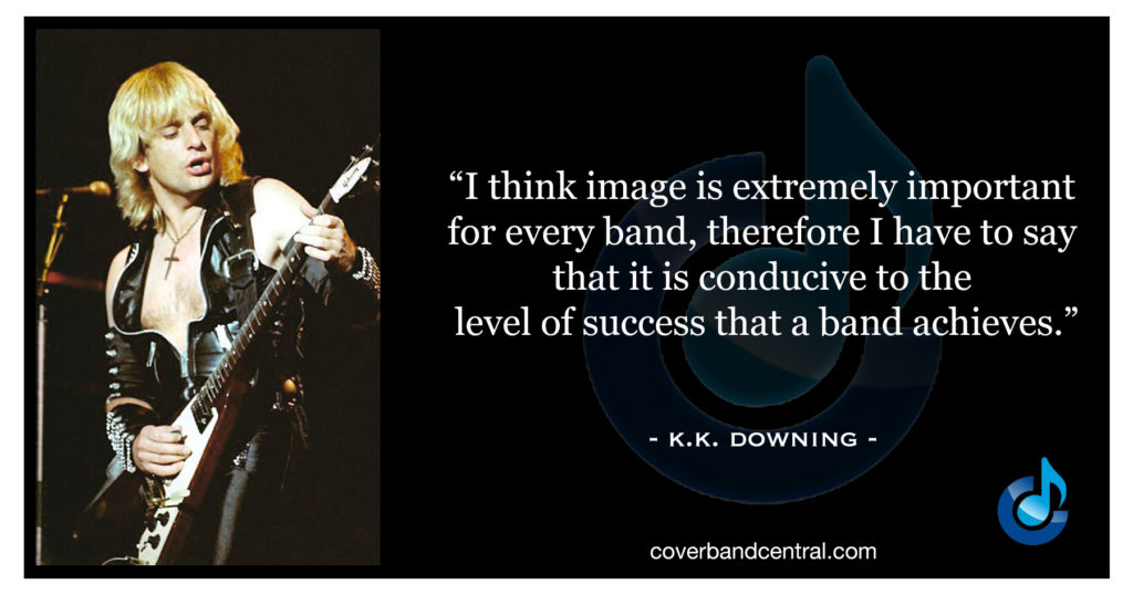 K.K. Downing quote