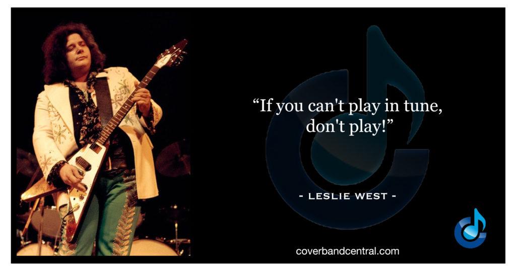 Leslie West quote