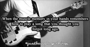 Memory in your hands