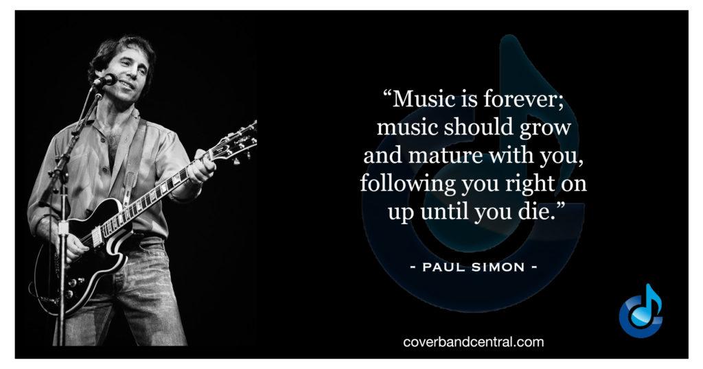 Paul Simon quote