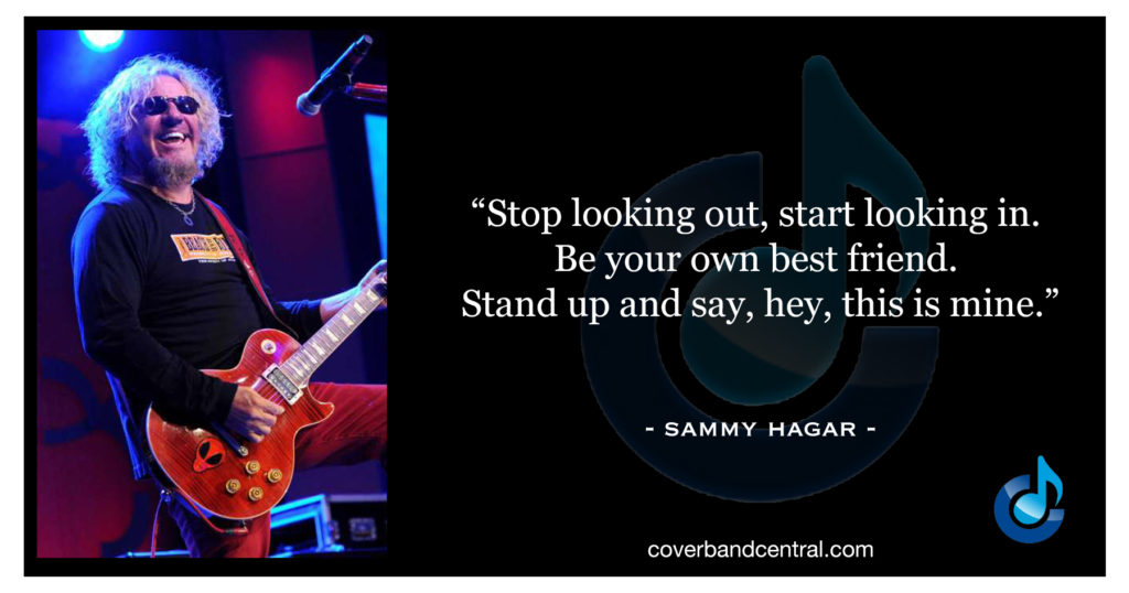 Sammy Hagar quote