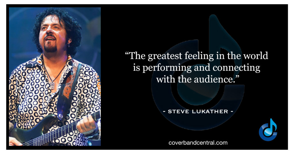 Steve Lukather quote
