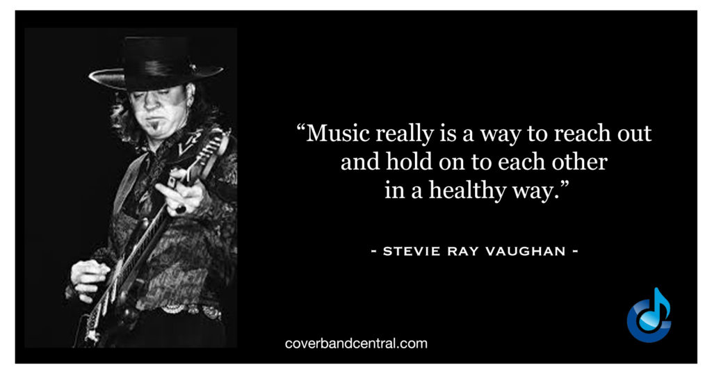 Stevie Ray Vaughan quote
