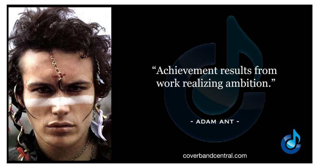 Adam Ant quote