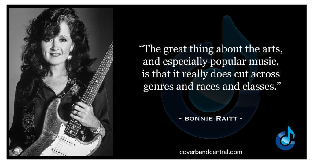 Bonnie Raitt quote