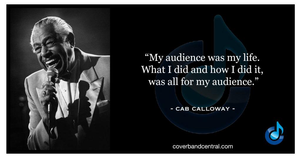 Cab Calloway quote