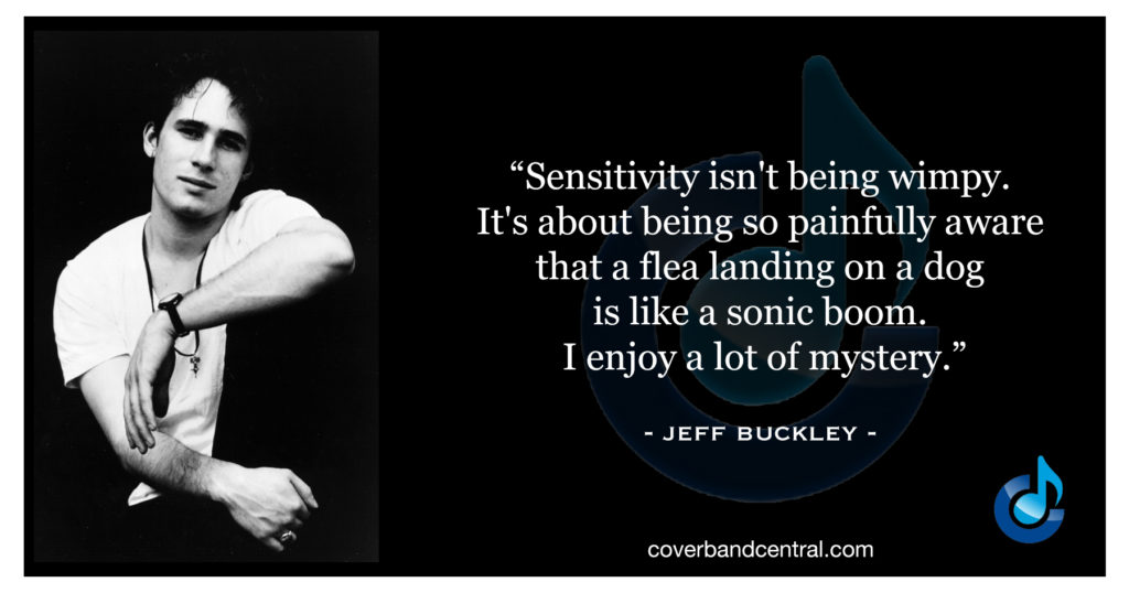 Jeff Buckley quote