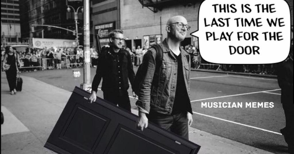 Play for the door