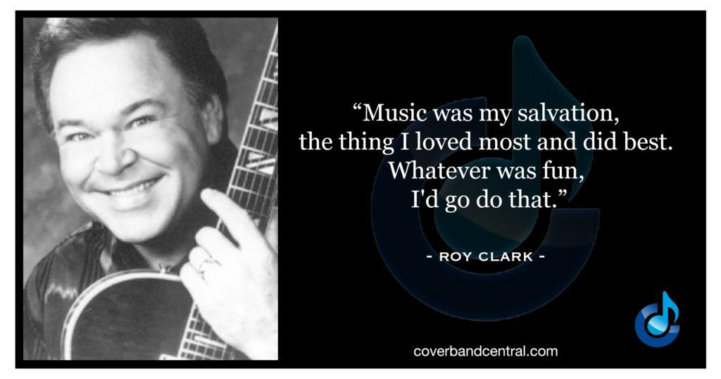 Roy Clark quote