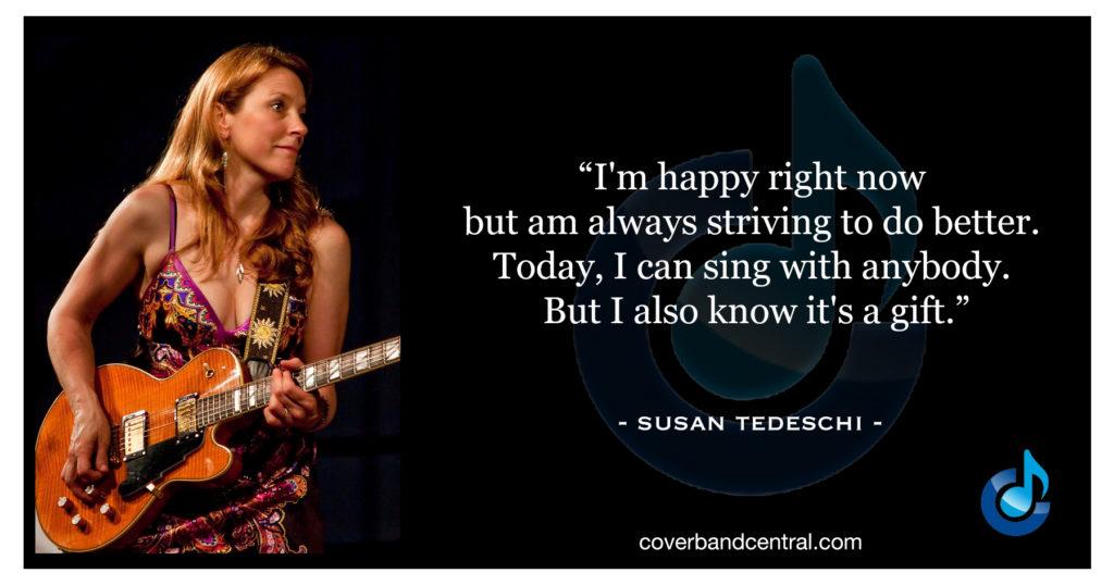 Susan Tedeschi quote
