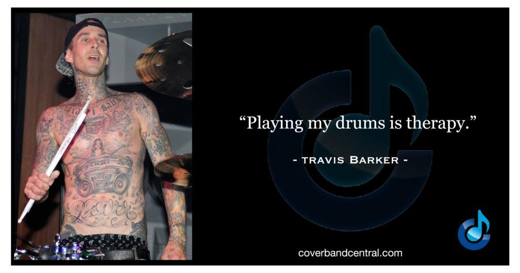 Travis Barker quote