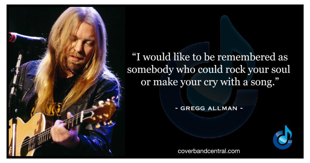 Gregg Allman quote