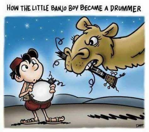 Little Banjo Boy