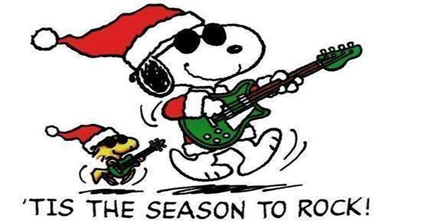 Tis the season to rock