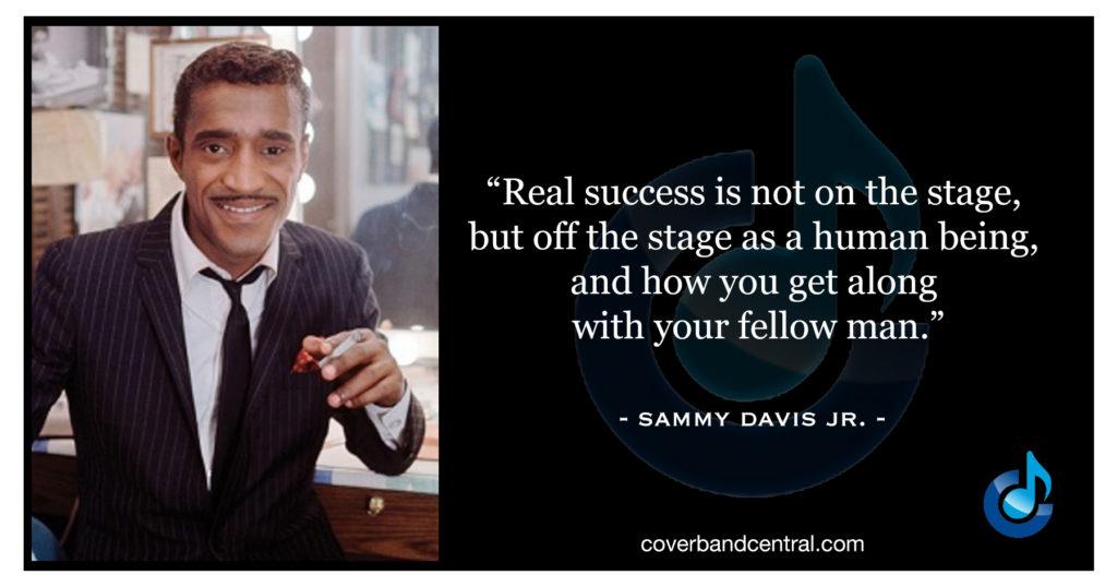 Sammy Davis Jr. quote