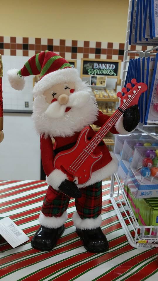 Santa bass