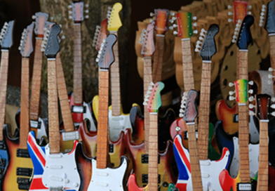Can you identify these guitars from just the headstocks?