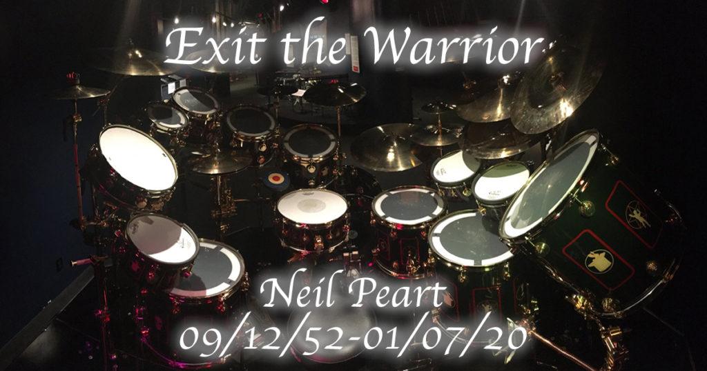 R.I.P Neil Peart