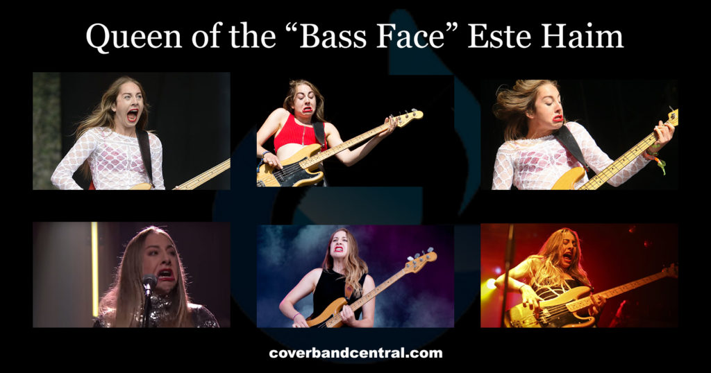 Bass face queen
