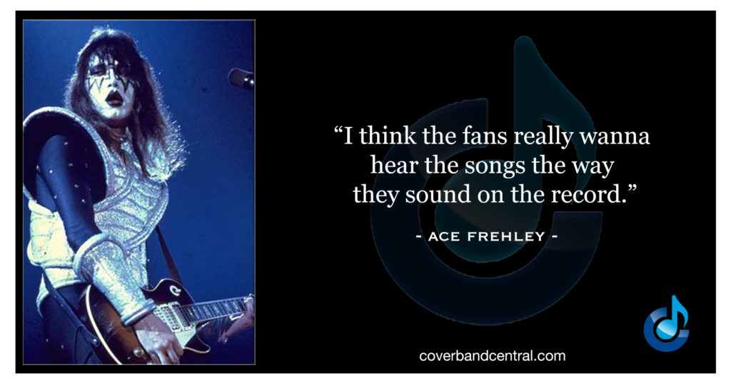 Ace Frehley quote